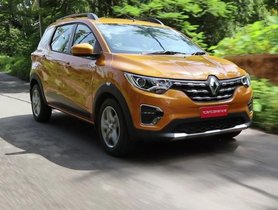 Renault Triber Outsells Kwid and Duster in May 2020