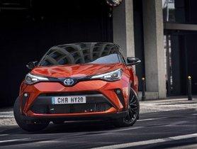 Toyota Currently Working On A Hyundai Creta Rival
