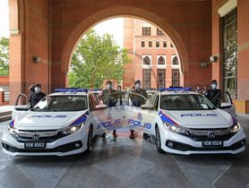 Honda Civic Worth Rs 8.6 Crore Ordered By Malaysia Police