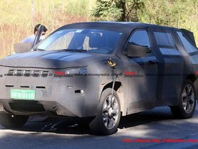 Upcoming 7-seater Jeep Compass Will Be A Diesel-Only SUV, Initially