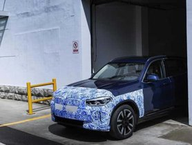 BMW iX3 Electric SUV Confirmed For Launch By Year-end