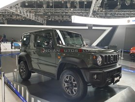 Maruti Suzuki Jimny India Launch - Here's All That We Know