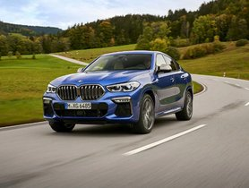 2020 BMW X6 Launched At Rs 95 Lakh, Rivals Expensive Audi Q8