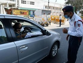Driving License And Motor Vehicle Document Validity Extends Till Sept 30