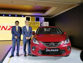 Toyota Glanza Price Raised By Rs 26,000, Still Undercuts Baleno
