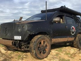 This Modified Toyota Fortuner Is Nothing Like Anything You've Seen Before