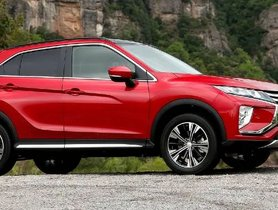 Mitsubishi Plans Comeback In Indian Market, Likely To Launch Eclipse Cross