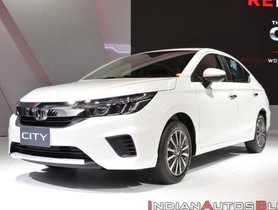 2020 Honda City Will Launch In Top-end Variants Only