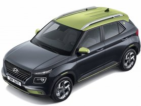 Hyundai Venue FLUX Special Edition Launched In South Korea At Rs. 13.56 Lakh