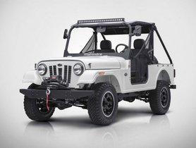 Another Style Update For Mahindra Roxor Is In Pipeline