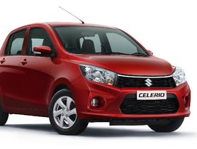 BS6 Maruti Celerio S-CNG and Tour H2 CNG Launched
