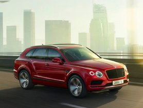 Bentley Recalls Over One-Fourth Of All Bentayga Produced, For Potential Fire Risk