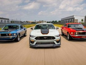 Track-Focused Ford Mustang Mach 1 Revealed