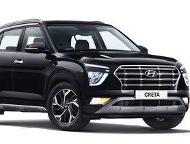 New Hyundai Creta Petrol Models only 10% Less Popular Than Diesel Version
