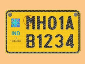How to Get High Security Registration Plates  For Old Car - Full Details