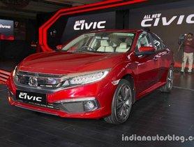 2020 Honda Civic Diesel BS6 Bookings Open