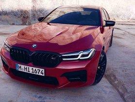 2021 BMW M5 (Facelift) Makes International Debut