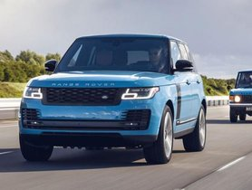 Range Rover Fifty Special Edition Revealed – 50th Anniversary