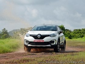 Renault Captur Discontinued In Our Market