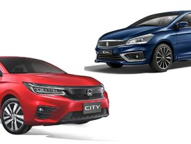 Maruti Ciaz Offers MORE MILEAGE Than All-new Honda City