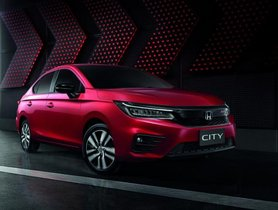 2020 Honda City Segment-first Features Revealed