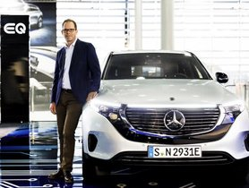 Mercedes EQC To Launch In India In The Coming Time