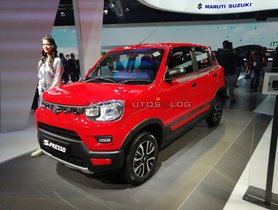 Maruti S-Presso S-CNG Launched At Rs 4.48 Lakh, Offers Mileage Of 31.2 km/kg