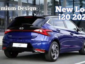 New-Gen Hyundai i20 Detailed in a Walkaround Video
