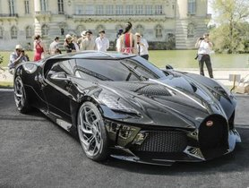 Most Expensive Cars In The World 2020