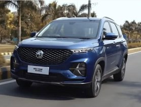 MG Hector Plus To Be Offered With Six-And-Seven-Seater Layouts And More Features