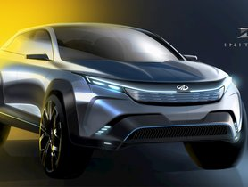 Mahindra XUV300 Coupe Takes Inspiration From Much Publicized XUV Aero Concept
