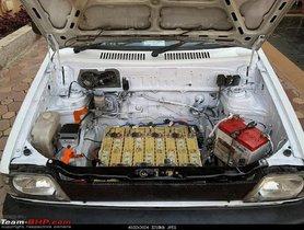 This Maruti 800 EV Has More Torque Than Skoda Octavia RS!