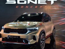 Kia Sonet To Feature Segment-first Clutchless Manual Gearbox