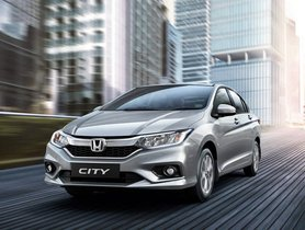 Honda City BS6 Offered With Discounts Up to Rs 1 lakh