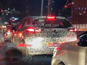 Tata Altroz Spotted On Test, Could Be Upcoming Turbo Petrol Variant With DCT