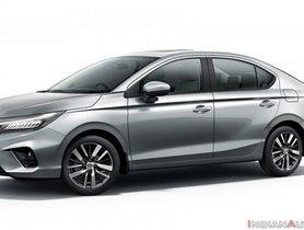 Fifth-Gen Honda City Pre-Launch Bookings Commence For Rs. 5,000