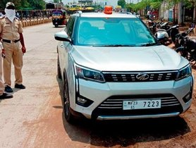 Sub-Inspector Wrongfully Probed Over Stopping Deputy Collector's Mahindra XUV300