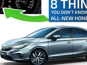 8 Things You DID NOT KNOW About The All-New Honda City