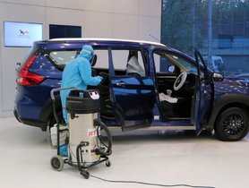 Maruti's Dealerships Follow New Norms To Operate During Pandemic