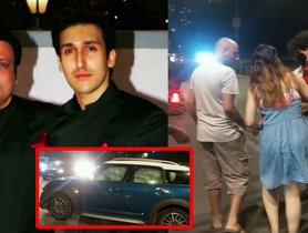 Mini Cooper S Countryman of Govinda's Son Smashes Into Another Car