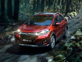 BS6 Honda WR-V Facelift FINALLY Very Close to Launch