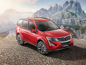 Mahindra XUV500 Official Accessories Price List and Other Details