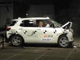 Toyota Raize Achieves 5-star J-NCAP Safety Test Rating