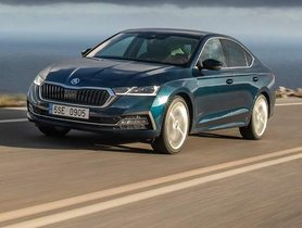New Skoda Octavia CNG Can Go 690 Km Without Re-fuelling