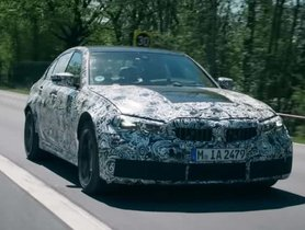 2021 BMW M3 Revealed In A Pre-Production Prototype Via An Official Video