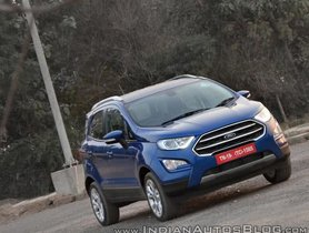 Best Second-Hand SUVs Under INR 5 Lakh In India In 2020 - Ford EcoSport to Mahindra Thar