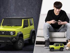 Xiaomi Unveils Suzuki Jimny RC Car