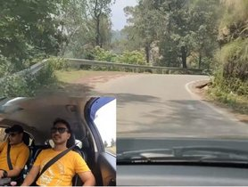 What Happens When Mahindra TUV300 Owner Drives Tata Nexon