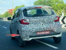 2020 Tata Tiago Snapped Undergoing Road Tests