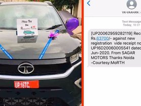 Alert Tata Nexon Buyer Confronts Fraud Dealer, Gets Refund Of Extra RTO Amount